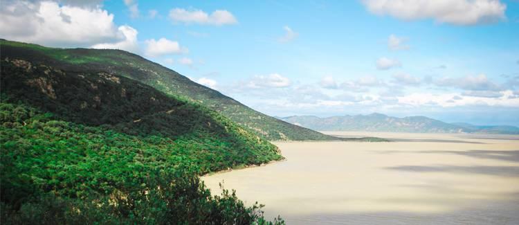 parcul national ichkeul tunisia