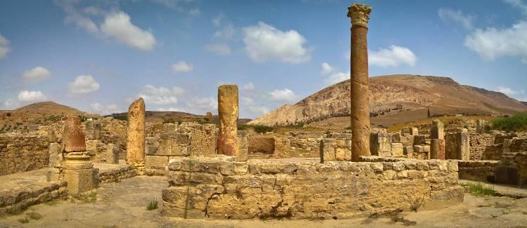 situri arheologice tunisia